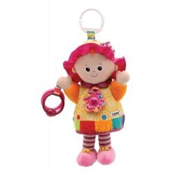 Muñeca de peluche Emily